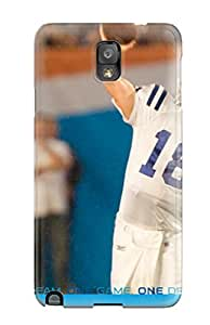New Design On Peyton Manning Case Cover For Galaxy Note 3