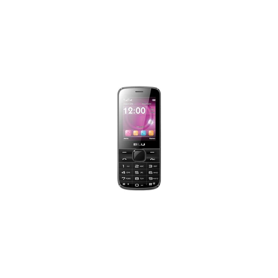 BLU Diva T272T Unlocked GSM Phone with Dual SIM, VGA Camera + LED Flash, Bluetoo Cell Phones & Accessories