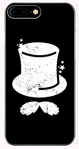 Funny Magician - Top Hat Costume - Magic Tricks Illusion Appearance Humor - Phone Case for iPhone 6+, 6S+, 7+, 8+