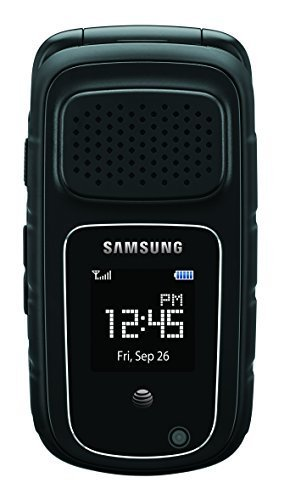 Samsung Rugby 4, Black (AT&T), Model: Rugby 4, Electronics & Accessories Store (Certified Refurbished) by Gadgets World
