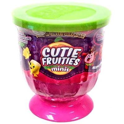MIni Cutie Fruitie Cup (1 cup, 3 mini cuties inside!): Toys & Games