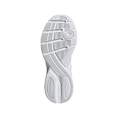 adidas Men's Strutter Sneaker, FTWR White/FTWR White/Matte Silver, 12.5