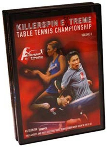 Killerspin Extreme Table Tennis Championships 2003 Volume 2 DVD by Killerspin