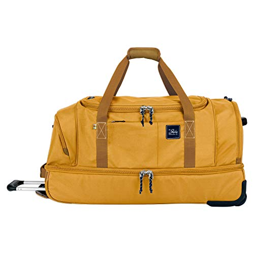 Skyway Whidbey 28-Inch Rolling Duffel (Honey) ()