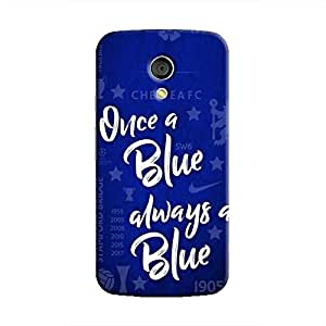 Cover It Up - Chelsea- Once a Blue Moto G2 Hard Case