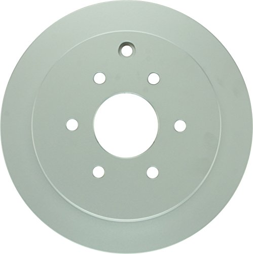 Bosch 40011058 QuietCast Premium Disc Brake Rotor, Rear Ton Rear Rotors