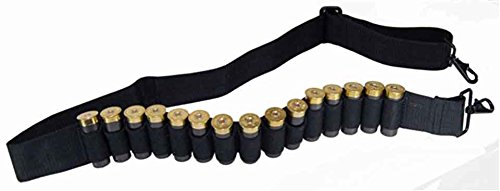 Traditional 2 Point Sling Bandolier fits Mossberg 500 Tactical.
