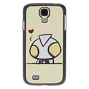 Ultraman Pattern Hard Case for Samsung Galaxy S4 I9500