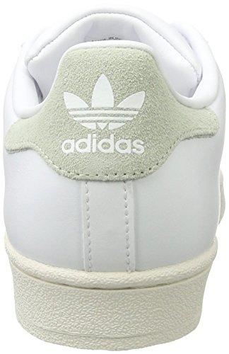 Basses Femme Superstar W Adidas lingrn Blanc ice ftwwht Pur Sneakers dCgqCwxt1