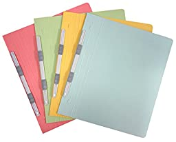 Kokuyo flat file A4S 10 books pack blue 99K staff-A4S-BX10 (japan import)