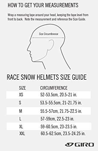 Giro Sestriere Race Snow Helmet