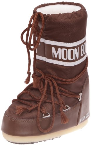 Moon Boot 14004400, Botas de Nieve Unisex Adulto Marrón (Brown 50)