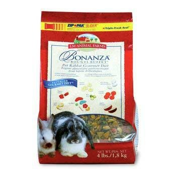 LM Animal Farms Bonanza Rabbit 4lb