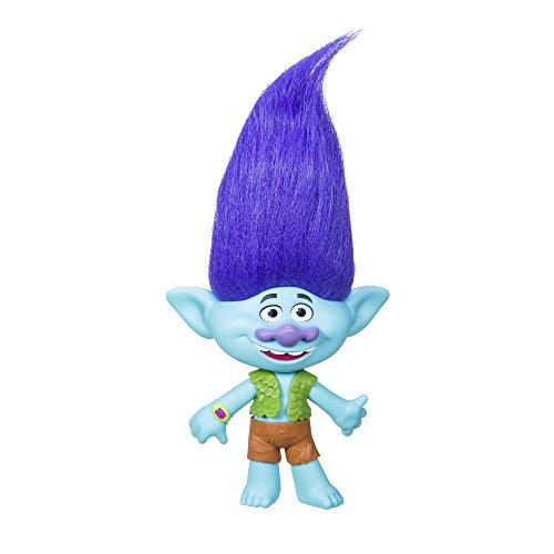 Trolls DreamWorks Branch Hug Time Harmony Figure -