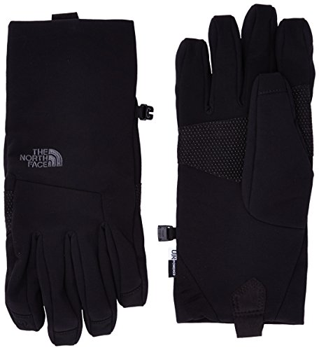 The North Face Men's Apex Etip Glove, TNF Black, SM (Waterproof Face North Gloves)