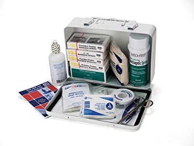 Medique 818M1 Standard Vehicle First Aid Kit, Filled by Medique Products