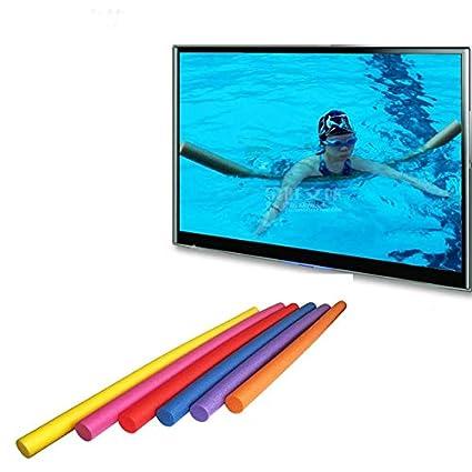 DishyKooker - Tubo de natación para bebés y niños, Flotador de Piscina, flotadores para