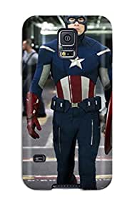 New The Avengers 61 Tpu Skin Case Compatible With Galaxy S5