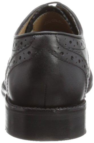 Oxford nero da Uomo X Brand Stringate Scarpe pwUY5FxB