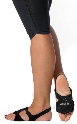 Bloch BLOCH DANSNEAKER WAVE - Zapatillas de malla para mujer negro