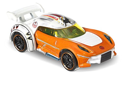 Hot Wheels Star Wars Character Cars 40th New Hope Luke Skywa