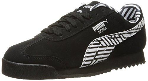 Puma Roma Nbk la zapatilla de deporte Black/White