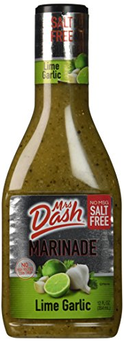 Mrs. Dash Lime Garlic Marinade