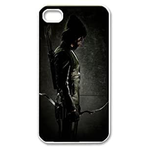High Quality -ChenDong PHONE CASE- For Iphone 4 4S case cover -Green Arrow Series-UNIQUE-DESIGH 8