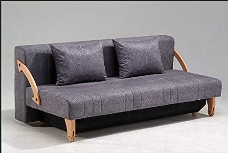 Amazon.com: Easy-Go - Sofá cama ortopédico con ...