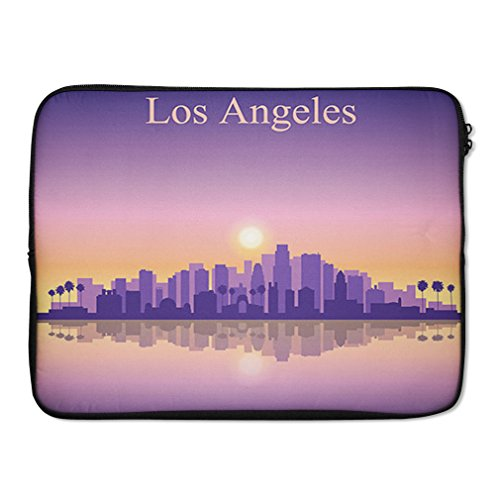 Los Angeles 17 Notebook Case - 5