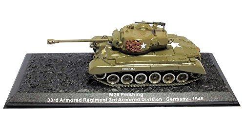 pershing tank model - 3