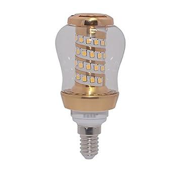 ZWL Bombilla LED, bombillas de ahorro de energía Hogar E27 / E14 Super brillante interior Led linterna ...