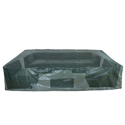 Outdoor Furniture Cover Waterproof Patio Garden Wicker Rattan Sofa (Target Patio Furniture Covers)