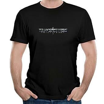 Men's Transformers 5 The Last Knight Tees Shirt.