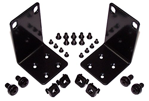 magnaroute FX-13 Multi-Vendor Rack Mount Kit Compatible with Select 13