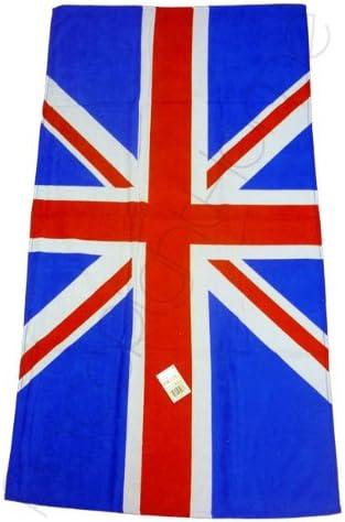 Bandera Del Reino Unido Toalla: Amazon.es: Deportes y aire libre