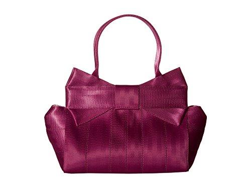 (Harveys Seatbelt Bag Bow Mini Plum One Size)