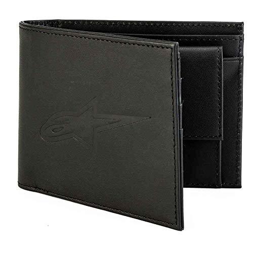 Alpinestars Wallet - Alpinestars Ageless Leather Wallet-Black