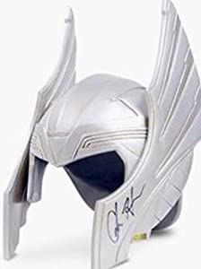 Amazon.com : Thor Son of Asgard Helmet with Sig By Chris ...