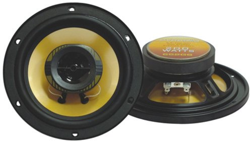Pickup K2500 Distributor - Pyramid 652GS 6.5-Inch 200-Watt 2-Way Speakers