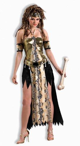 Forum Novelties Women's Voodoo Priestess Costume, Multi, X-Small/Small