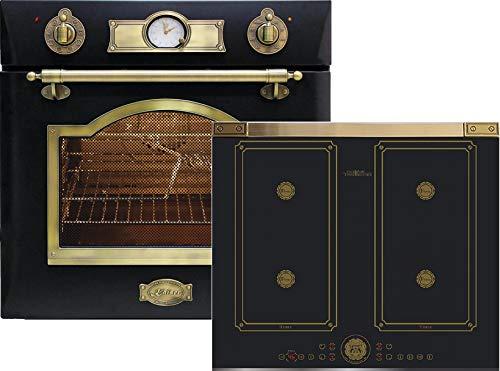 Kaiser Eh 6355Em - Juego de horno y placa de inducción Kaiser 6745 ...