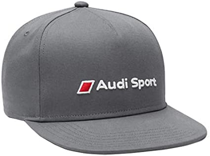 Audi 3131500300 Snapback – Gorra Unisex, Color Gris: Amazon.es ...