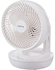 """MISTRAL MHV901R Mimica Series High Velocity Fan with Remote Control, 9"""", White"""