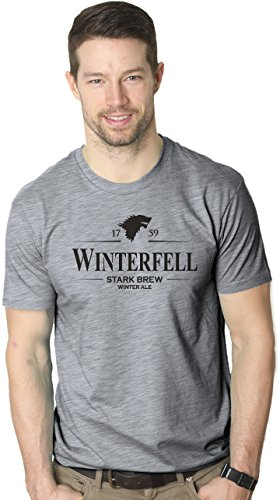 Winterfell Winter Ale T-Shirt Funny Television Craft Beer Tee XL