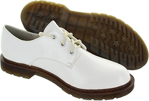 stringate Scarpe Lander bianco donna Rocket Dog White TZvnaBqzqx