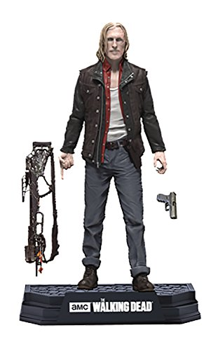 McFarlane Toys The Walking Dead Dwight Collectible Action Fi