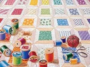 Spools 1000 pc Jigsaw Puzzle
