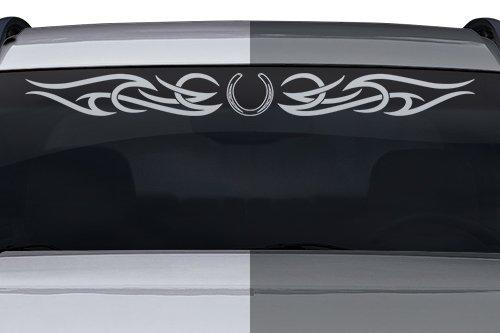 Sticky Creations Horseshoe Windshield Tailgate product image