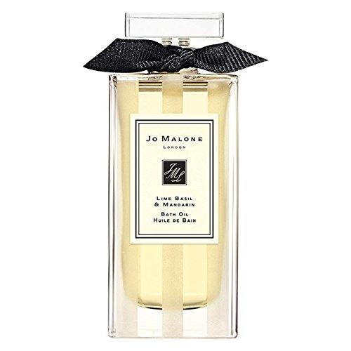 (Jo Malone London Lime Basil & Mandarin Bath Oil 30ml (PACK OF 4))
